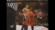 Test vs. Edge (wwf Intercontinental Championship Match) - Wwf Heat 28.10.2001