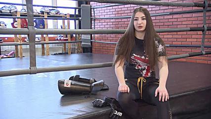 Meet Russia's newest UFC star Liana Jojua