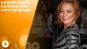 Lindsay Lohan invites Brit, Paris & Beyoncé to Greece