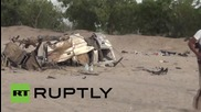 Йемен: Военната база в Лабуза в руини след атака на застъпници на Хади