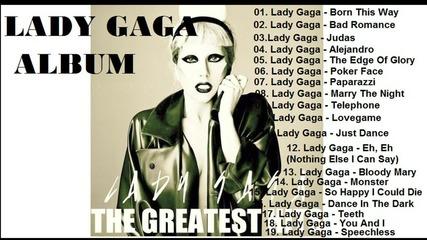 Lady Gaga - Greatest Hits (2015)