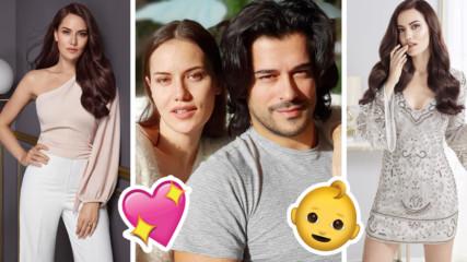 Звезда от ''Листопад'' стана майка! Бащата - също звезда от турските сериали