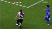 Athletic Bilbao 1 - 2 Atletico Madrid ( Llorente )