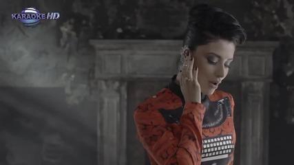Караоке* Цветелина Янева - Без думи ( Unoriginal Sb - Инструментал + вокали ) H D