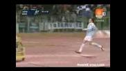 Лацио - Рома 3:0 Дерби 10.12.2006