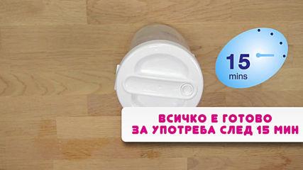 МИЛТОН СТЕРИЛИЗАТОР СОЛО 1.25 l - промо клип