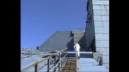 Избухналия реактор в Чернобил Маршрут № 12
