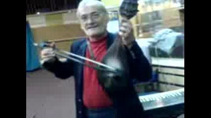 В памет на Петко Фотинов - велик гъдулар и човек