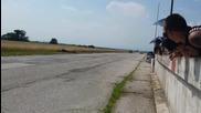 Ford Escort 1,6 79hp (ivan_racing) vs Ford Fiesta 1,4 90hp+ (paci)