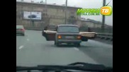 Опасен начин на Tpанспорт