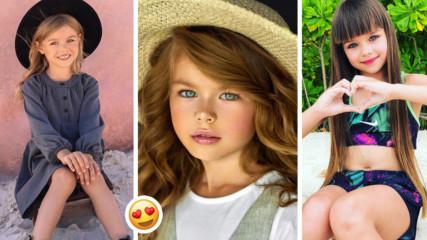 В Русия се кълнат: Това дете с изумрудени очи и ангелски коси е най-красиво в света!