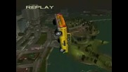 Vice City: Hyper Taxi Stunts (old!)