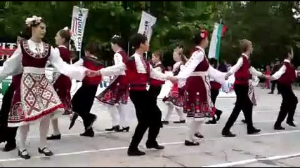 Средногорски танц-ансамбъл Матевски Пловдив