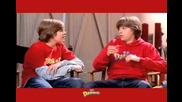 Cole & Dylan Sprouse - Danimals Crush Cup