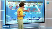 Прогноза за времето (12.06.2018 - централна емисия)