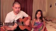 Талантливо семейство изпълнява Wake Me Up When September Ends- Green Day (част 7)