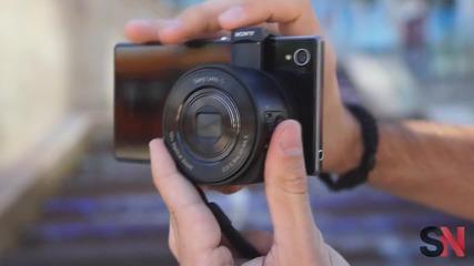 Review: Sony Cyber-shot Lens Dsc-qx10