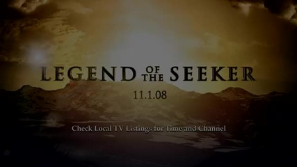 Legend of the Seeker: Richards Destiny Promo