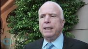 McCain: Obama's Israel Priorities 'screwed Up'