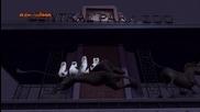 Пингвините от Мадаскар - 1x29 - Маймунска любов (бг аудио)