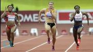 Asher-Smith Heads European Challenge