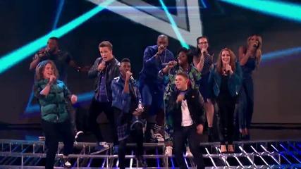 Love Me Again - Livethe X Factor 2013