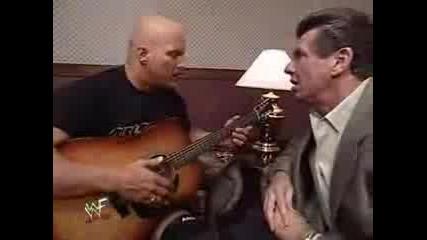 Ледения И Енгъл Свирят на китара