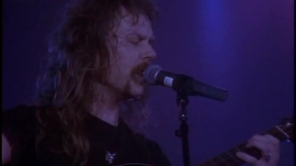 Metallica - The Unforgiven Live San Diego 1992 H D