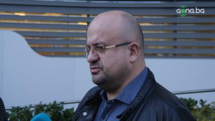 Камен Костадинов: Предложих извънреден конгрес през февруари