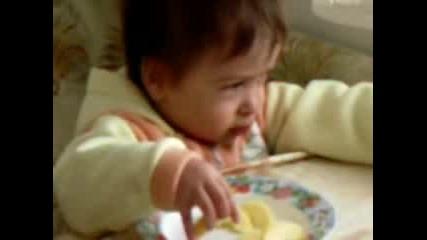 Дете Не Иска Да Яде