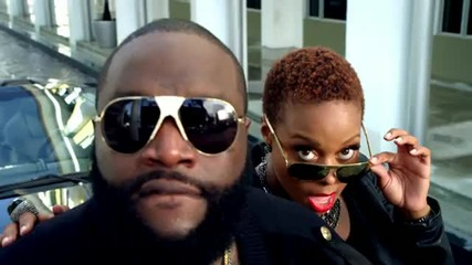 Rick Ross - Aston Martin Music ft. Drake, Chrisette Michele (hd)