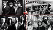 Classic Rock Songs - The Beatles , Queen , Led Zeppelin , Pink Floyd