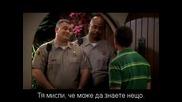 Двама Мъже И Половина Сезон 4 еп.04 + Бг субтитри
