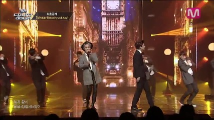 [140313] Toheart - Tell Me Why @ M!countdown