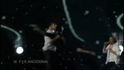 Македония - Каролина - Mojot svet - Евровизия 2007 - Полуфинал - 10 място