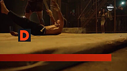 """""""Юмрукът на трите нинджи"""" на 7.11 и """"Кикбоксьор: Отмъщение"""" на 8.11 от 20.00 ч. по DIEMA"""
