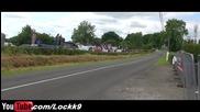 Почти падане с 300 км/ч - Isle of Man T T