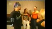 Jeff Hardy And Trish Sratus