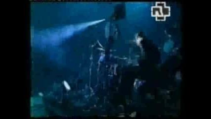 Rammstein - Weisses Fleisch Guitar Solo