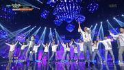 Super Junior D&e - Victory comeback stage Music Bank 20180817