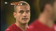 ! Сърбия 0:1 Гана след гол от дузпа! 13.06 Сп 2010