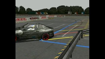 Leader (drift със спукани гуми) ;pp