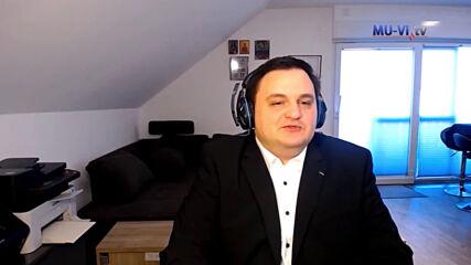 Епидемията от Covid-19 в Германия - разказва д-р Стоян Монев