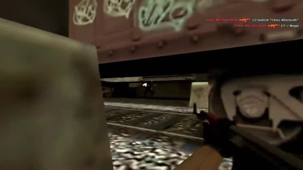 Counter-strike 1.6 f0rest gameplay