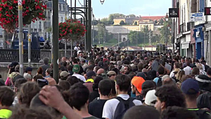 France: Chaos consumes G7 protest in Bayonne despite ban