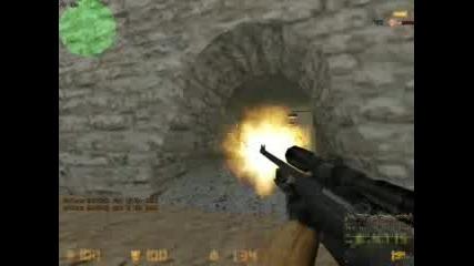 Яки фрагчета на Counter - Strike 1.5