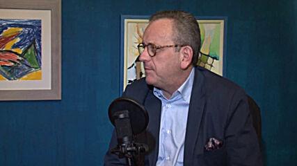 Петър Стоянович в Дискурси с Ивайло Цветков
