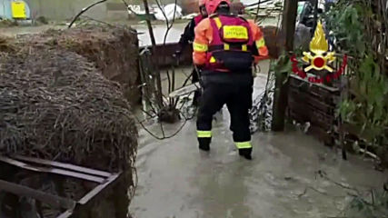 Italy: Emilia Romagna region on alert as heavy rains batter the country