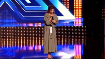 Катерина Евтимова - X Factor (25.09.2014)