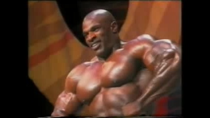 Ronnie Coleman - Olympia 1997 9th Place